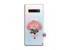 Coque Samsung Galaxy S10 Plus Bouquet de Roses