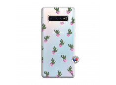 Coque Samsung Galaxy S10 Plus Cactus Pattern