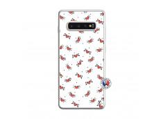 Coque Samsung Galaxy S10 Plus Cartoon Heart Translu