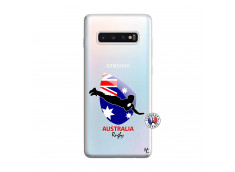 Coque Samsung Galaxy S10 Plus Coupe du Monde Rugby-Australia