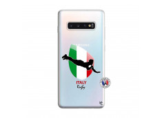 Coque Samsung Galaxy S10 Plus Coupe du Monde Rugby-Italy