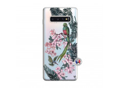Coque Samsung Galaxy S10 Plus Flower Birds