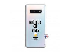 Coque Samsung Galaxy S10 Plus Gouteur De Biere