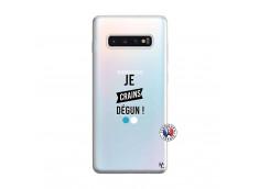 Coque Samsung Galaxy S10 Plus Je Crains Degun