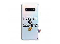 Coque Samsung Galaxy S10 Plus Je M En Bas Les Cacahuetes