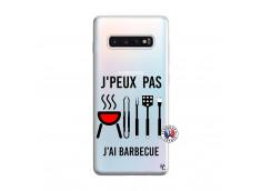 Coque Samsung Galaxy S10 Plus Je Peux Pas J Ai Barbecue