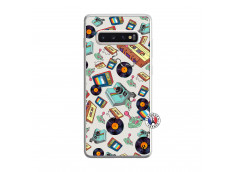 Coque Samsung Galaxy S10 Plus Mock Up Translu