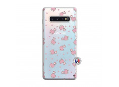Coque Samsung Galaxy S10 Plus Petits Moutons