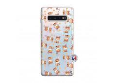 Coque Samsung Galaxy S10 Plus Petits Renards