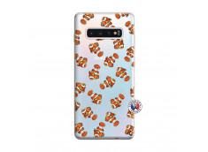Coque Samsung Galaxy S10 Plus Petits Poissons Clown