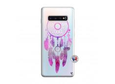 Coque Samsung Galaxy S10 Plus Purple Dreamcatcher