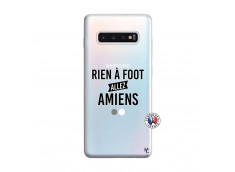 Coque Samsung Galaxy S10 Plus Rien A Foot Allez Amiens