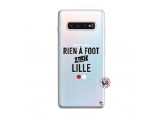 Coque Samsung Galaxy S10 Plus Rien A Foot Allez Lille