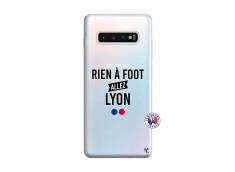 Coque Samsung Galaxy S10 Plus Rien A Foot Allez Lyon
