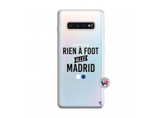 Coque Samsung Galaxy S10 Plus Rien A Foot Allez Madrid
