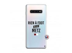 Coque Samsung Galaxy S10 Plus Rien A Foot Allez Metz