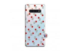 Coque Samsung Galaxy S10 Plus Rose Pattern