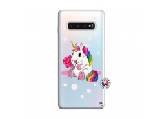 Coque Samsung Galaxy S10 Plus Sweet Baby Licorne
