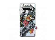 Coque Samsung Galaxy S10 Plus Leopard Tree