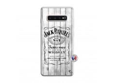 Coque Samsung Galaxy S10 Plus White Old Jack Translu