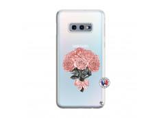 Coque Samsung Galaxy S10E Bouquet de Roses