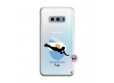 Coque Samsung Galaxy S10E Coupe du Monde Rugby-Argentine