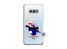 Coque Samsung Galaxy S10E Coupe du Monde Rugby-Australia