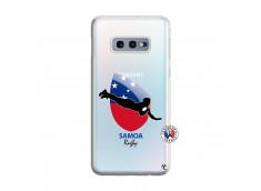 Coque Samsung Galaxy S10E Coupe du Monde Rugby-Samoa