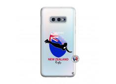 Coque Samsung Galaxy S10E Coupe du Monde Rugby- Nouvelle Zélande