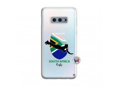 Coque Samsung Galaxy S10E Coupe du Monde Rugby-South Africa