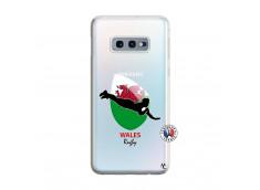 Coque Samsung Galaxy S10E Coupe du Monde Rugby-Walles