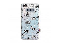 Coque Samsung Galaxy S10E Cow Pattern