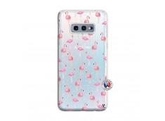 Coque Samsung Galaxy S10E Flamingo