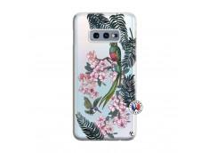 Coque Samsung Galaxy S10E Flower Birds