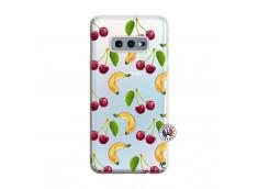 Coque Samsung Galaxy S10E Hey Cherry, j'ai la Banane