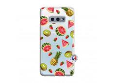 Coque Samsung Galaxy S10E Multifruits