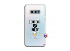Coque Samsung Galaxy S10E Gouteur De Biere