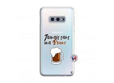 Coque Samsung Galaxy S10E Jamais Sans Ma Brune