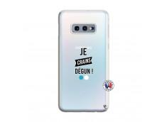 Coque Samsung Galaxy S10E Je Crains Degun