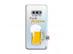 Coque Samsung Galaxy S10E Je peux pas J'ai la Pression