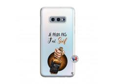 Coque Samsung Galaxy S10E Je Peux Pas J Ai Soif