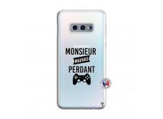 Coque Samsung Galaxy S10E Monsieur Mauvais Perdant