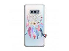 Coque Samsung Galaxy S10E Multicolor Watercolor Floral Dreamcatcher