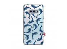 Coque Samsung Galaxy S10E Dolphins