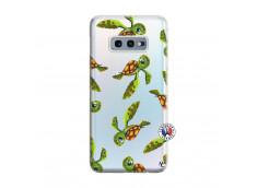 Coque Samsung Galaxy S10E Tortue Géniale
