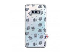 Coque Samsung Galaxy S10E Petits Hippos