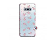 Coque Samsung Galaxy S10E Petits Moutons