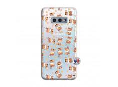 Coque Samsung Galaxy S10E Petits Renards