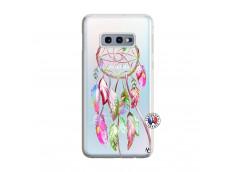 Coque Samsung Galaxy S10E Pink Painted Dreamcatcher