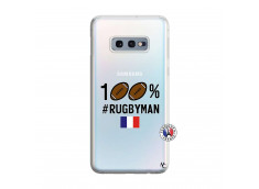Coque Samsung Galaxy S10E 100% Rugbyman
